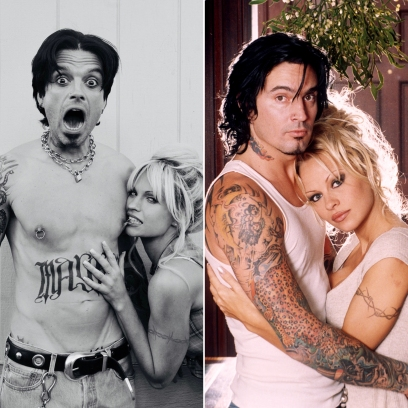 Sebastian Stan and Lily James Stun as Near Doppelgangers for Tommy Lee and Pamela Anderson
