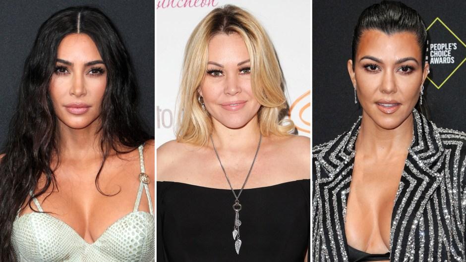 Travis Barker's Ex-Wife Shanna Moakler Claims Kim and Kourtney Kardashian 'Destroyed' Her Family 'Twice'