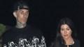 Travis Barker Seemingly Shares Lyrics Penned About Girlfriend Kourtney Kardashian