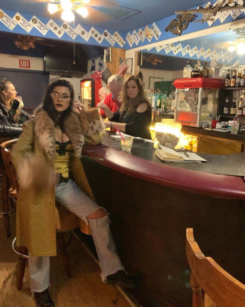 Kourtney Denies Style 'Changing' Amid Travis Barker Romance