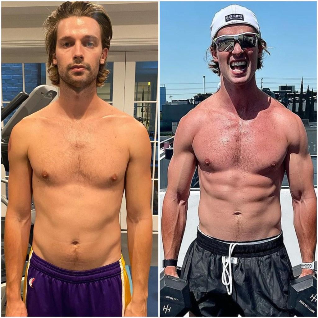 patrick-schwarzenegger-weight-loss-transformation
