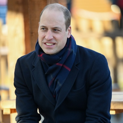 Fans Gush Over Prince William's Biceps After Getting Vaccinated as He Shows Off His Muscular Arm