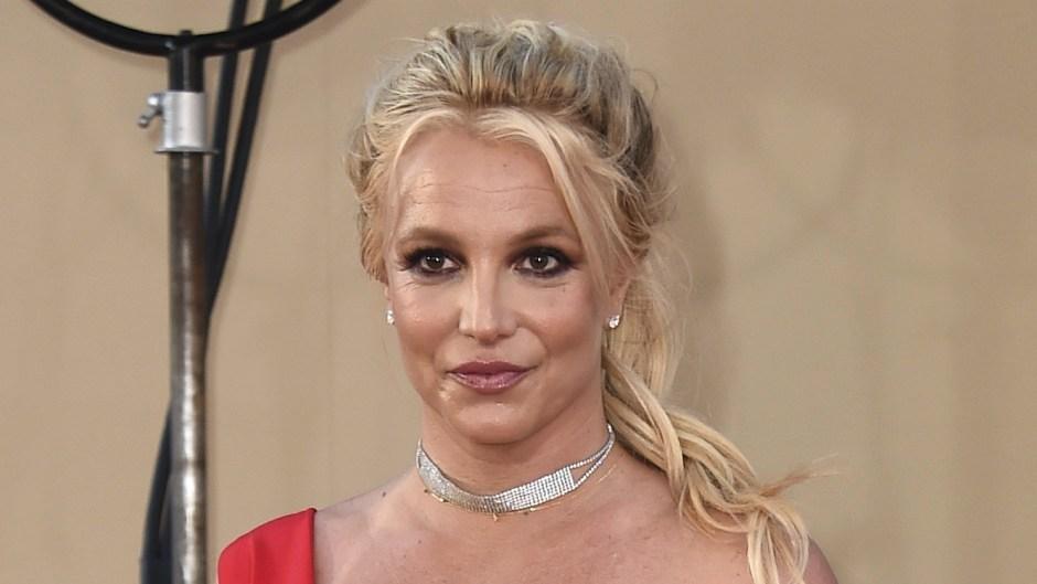 Britney Spears Hearing