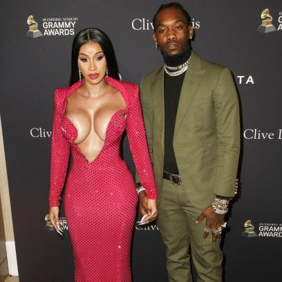 Cardi B and Husband Offset Plan to Spend '$500,000, if Not More!' for Baby No. 2's Nursery: 'It's Insane!'