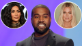 Kanye West Birthday Tributes From Kim Kardashian Khloe Kardashian Kris Jenner