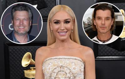 Gwen Stefani Engagement Rings From Blake Shelton, Gavin Rossdale