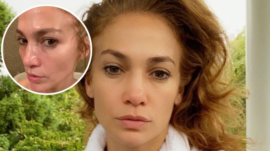 Jennifer Lopez With No Makeup: Photos of Singer's Natural Beauty