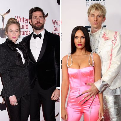 Twinning Celebrity Couples: Stars Wearing Matching Outfits