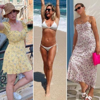 Celebrity Summer Vacation 2021 Photos