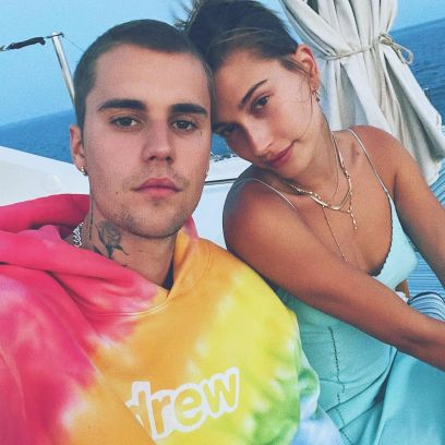 Summer Lovin'! Hailey Bieber Shares 'Dreamy' Photos From Her Vacation to Greece With Husband Justin