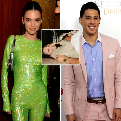 Kendall Jenner and Boyfriend Devin Booker's Cutest Couple Moments: Photos, Flirty Exchanges, More