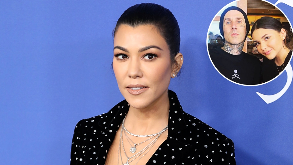 Kourtney Kardashian Supports Travis Barker's Stepdaughter Atiana De La Hoya's 1st Magazine Cover