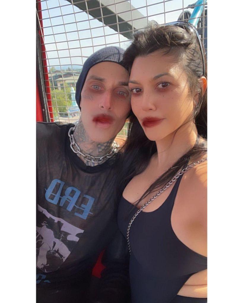 Hollywood's 'It' Couple! Kourtney Kardashian and Travis Barker's Cutest Photos So Far