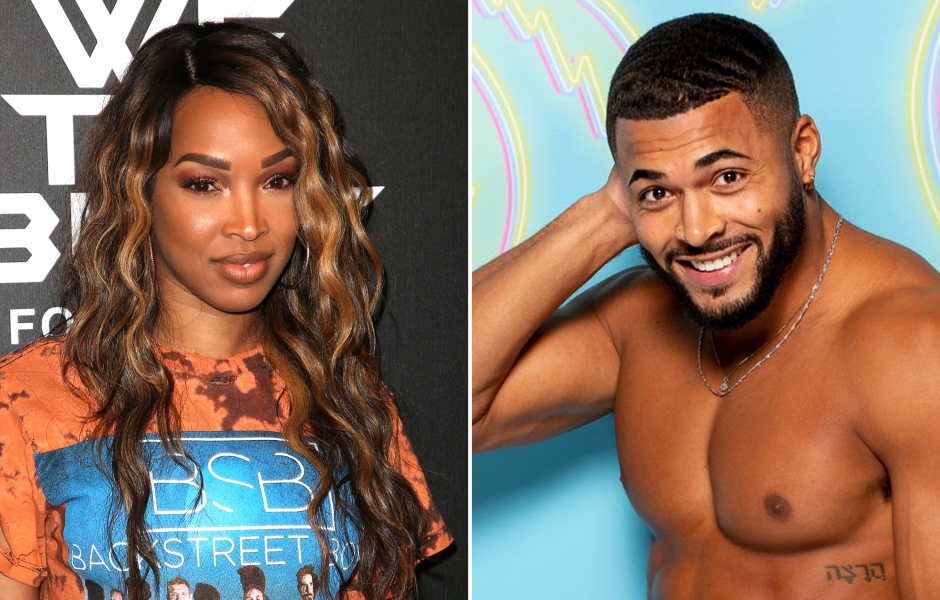 Malika Haqq Spotted Packing on the PDA with 'Love Island' Alum Johnny Middlebrooks