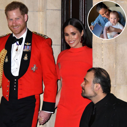 Prince Harry and Meghan Markle's Son Archie Is 'the Most Loving Child': Inside His Milestones