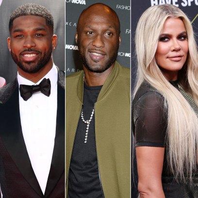Tristan! Lamar! See All the Men Khloe Kardashian Has Dated