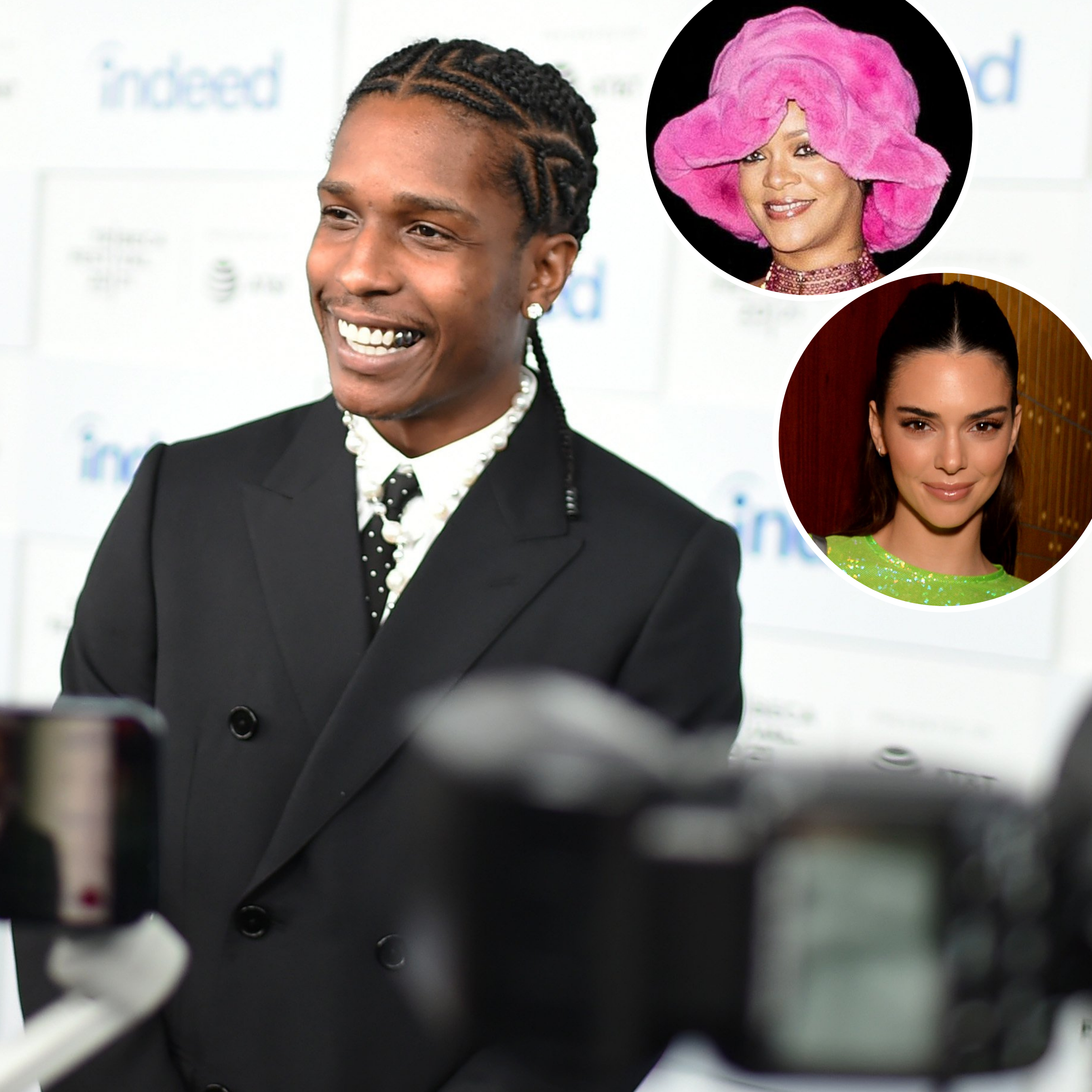 Dated rocky who asap has Who has