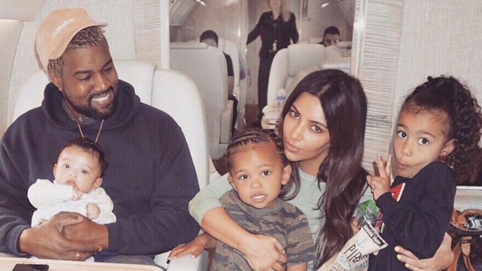 Kim Kardashian Talks 'Coparenting With Kanye West Post-Split