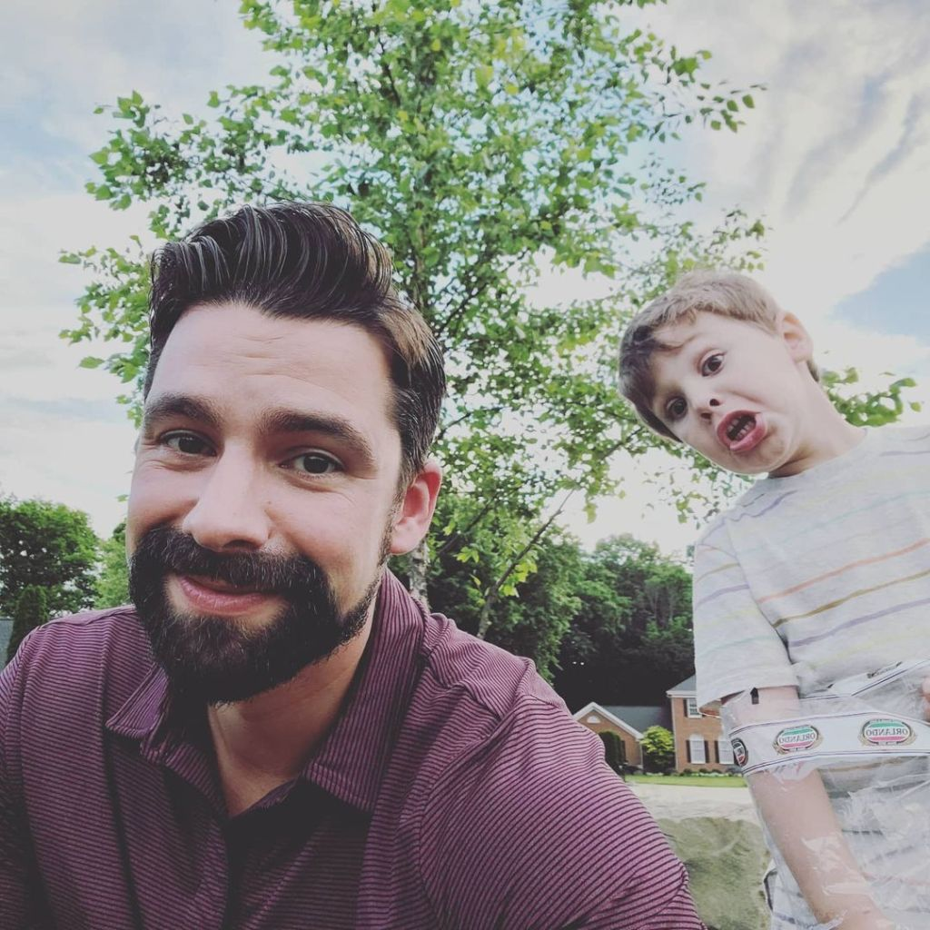 Bachelorette's Michael Allio: Son, Job, Late Wife Laura and More