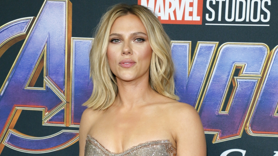 Scarlett Johansson Relationship History