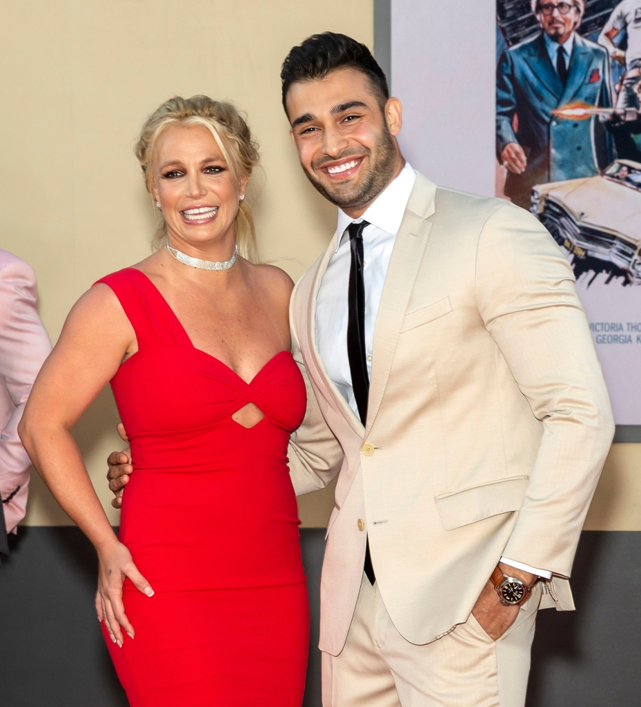 Britney Spears Would 'Love' to Have a Baby Girl With BF Sam