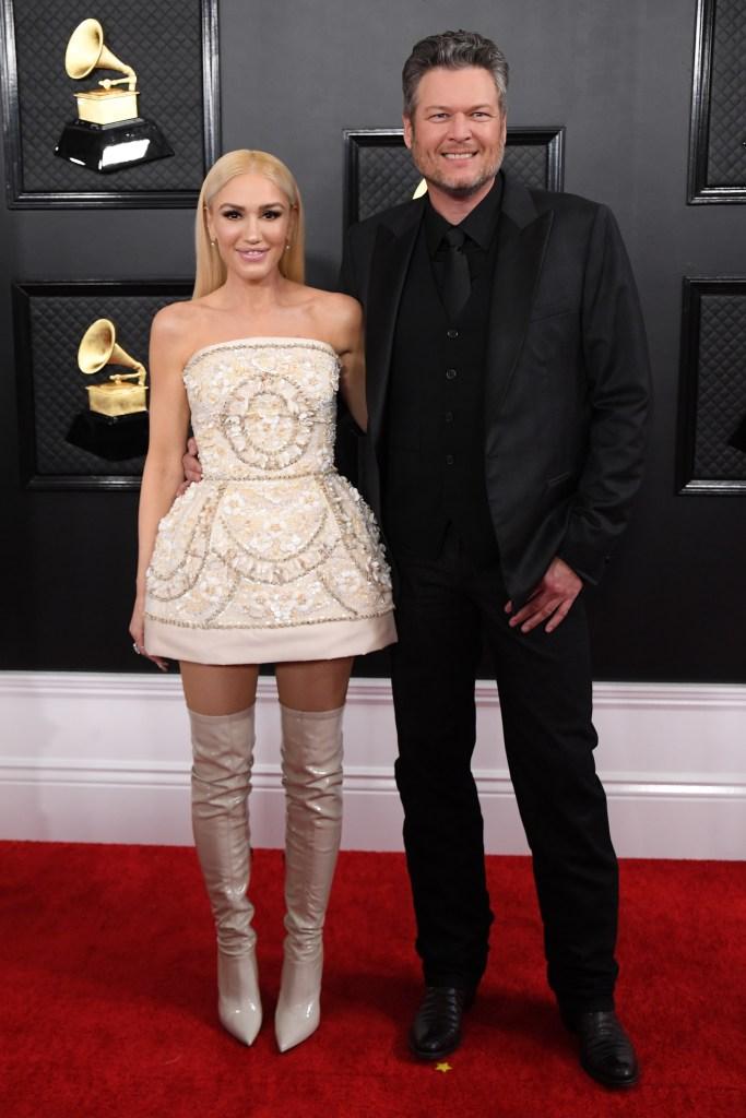 Gwen Stefani, Blake Shelton Spark Marriage, Wedding Rumors