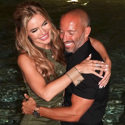 Chrishell Stause and Jason Oppenheim Spotted Packing on the PDA in Italy