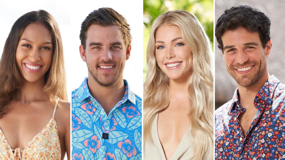 Bachelor in Paradise Season 7 Contestants Serena Pitt Noah Erb Kelsey Weier Joe Amabile