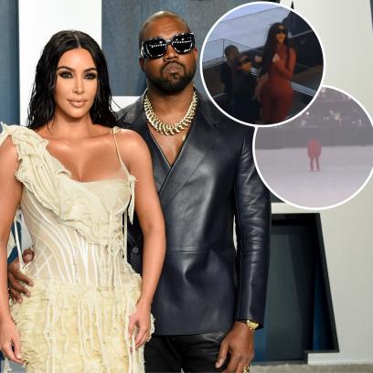 Kim Kardashian Attends Kanye West's 'Donda' Album Event: Photos