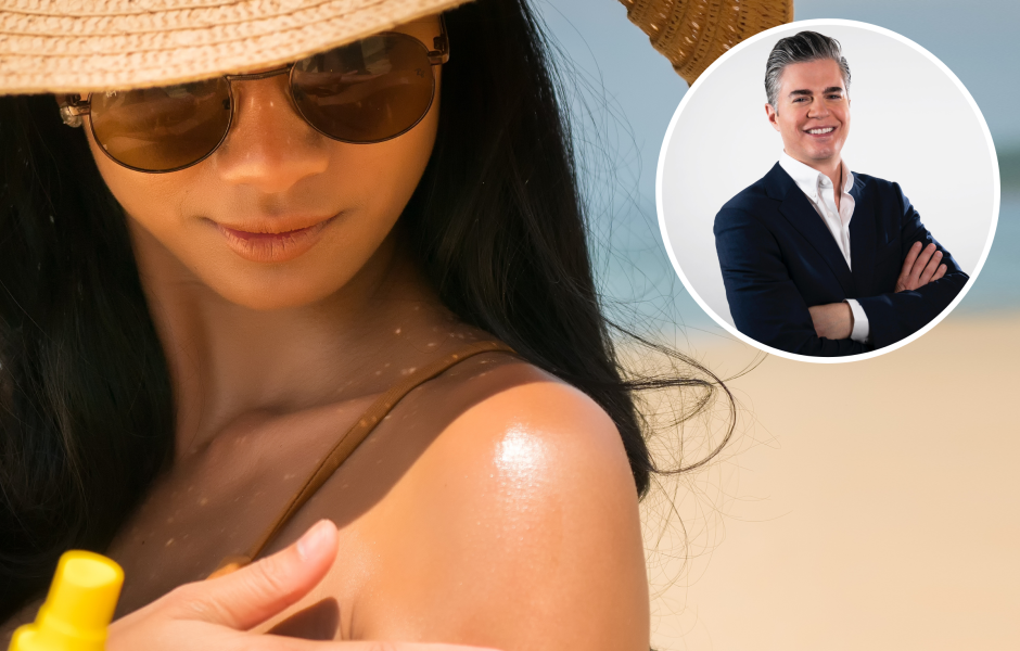 Skin Check-In With Dr. Will: Is It Ever Ok to Use Tanning Oil? Top Experts Weigh In