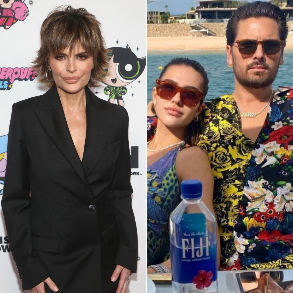 Lisa Rinna Hopes Daughter Amelia and Scott Disick Is a 'Phase'