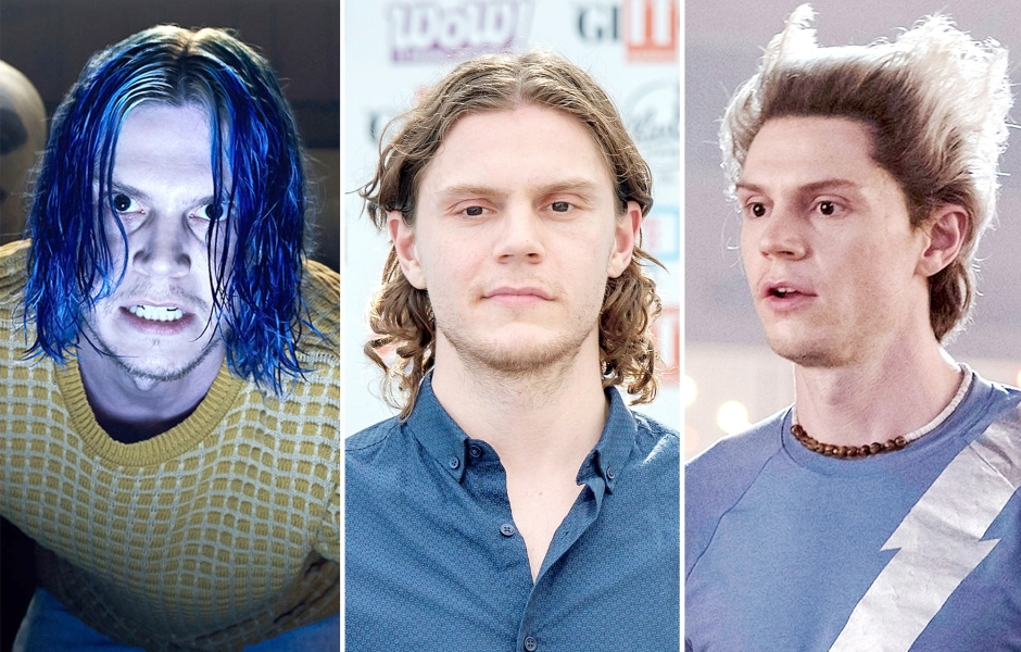Evan Peters Role Transformations: From American Horror Story Playing Jeffrey Dahmer