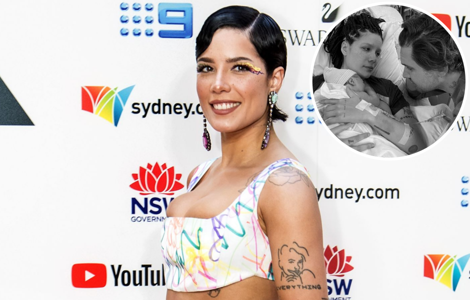 Halsey and Boyfriend Alev Aydin Chose a Special Baby Name! Find Out What Ender Means
