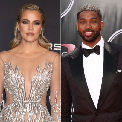 Khloe Kardashian and Tristan Thompson Spotted Picking Up Daughter True From Dance Class Post-Split
