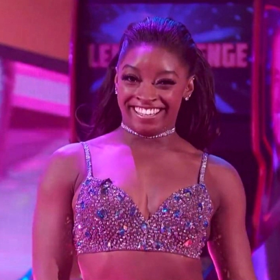 Looking Back at Simone Biles on 'Dancing With the Stars'