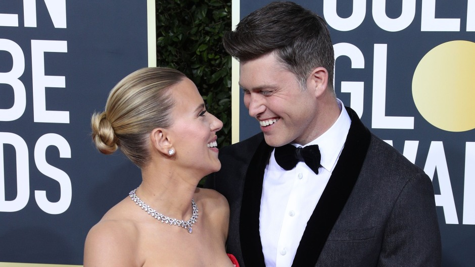 Scarlett Johansson Pregnant: Expecting Baby With Colin Jost