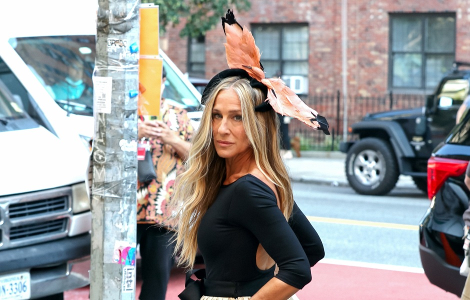 Sarah Jessica Parker Outfits And Just Like That