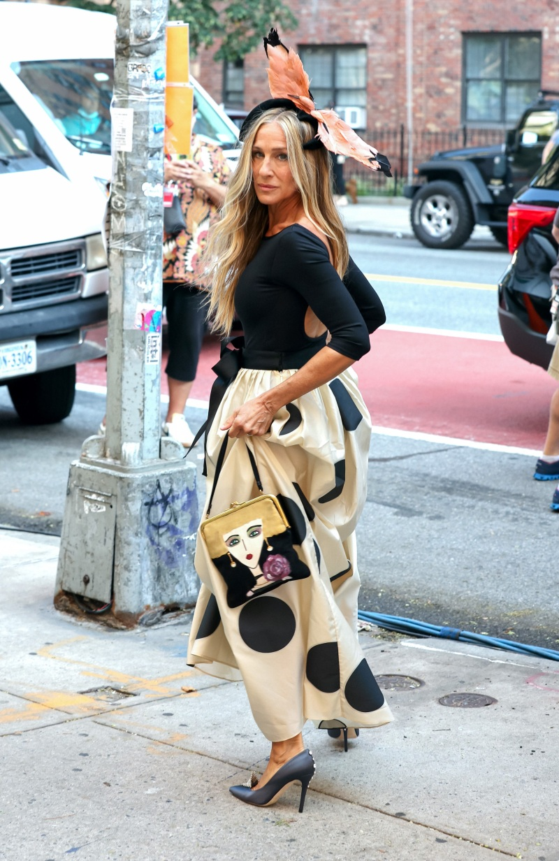 Sarah Jessica Parker's Outfits in 'And Just Like That': Photos
