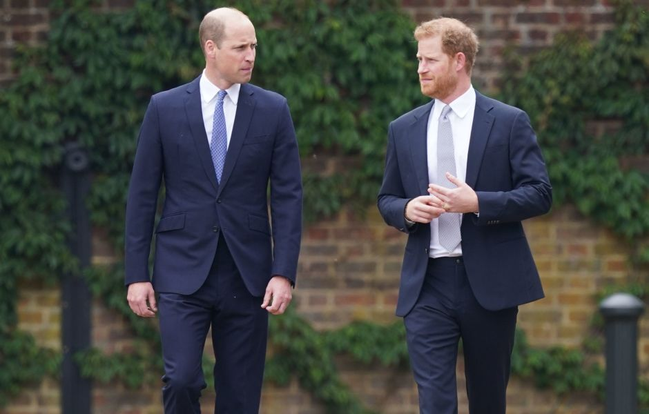 Prince Willam 'Trying Really Hard to Forgive' Prince Harry Amid Reunion: 'He Just Can't Let Go'