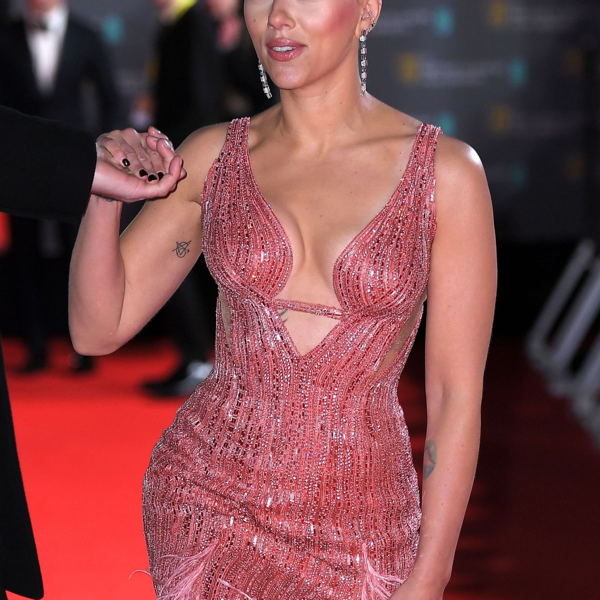 Scarlett Johansson's Tattoos Photos and What They Mean