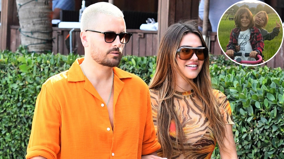 Scott Disick and Girlfriend Amelia Gray Hamlin Enjoy Hamptons Getaway With His Kids Reign and Penelope