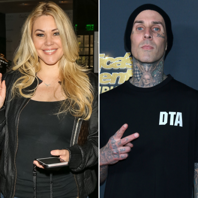 Shanna Moakler Plans to 'Auction Off' Items From Ex-Husband Travis Barker, Including Her Wedding Ring