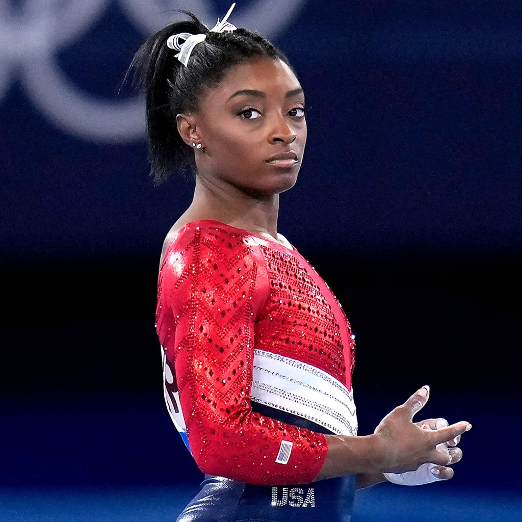 Simone Biles Withdraws From Olympic Finals Following Mental Health Concerns