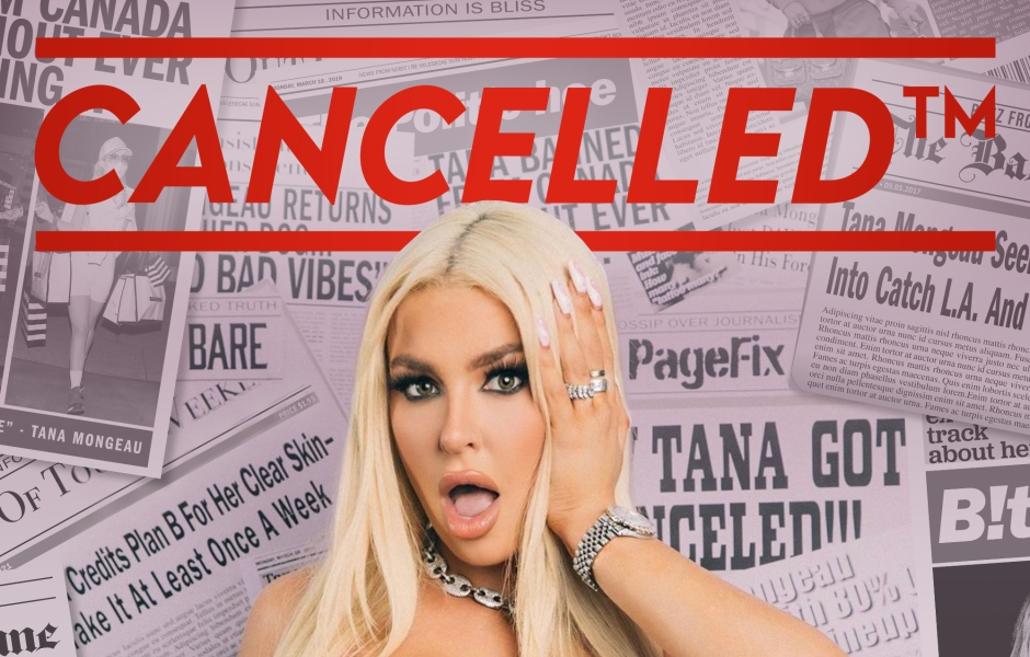 Tana Mongeau Launches 'Cancelled' Podcast With The Paragon Collective and David Weintraub