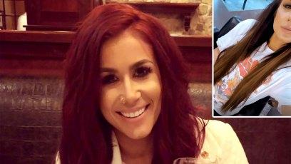 Teen Mom 2's Chelsea Houska Flaunts Long Hair Makeover