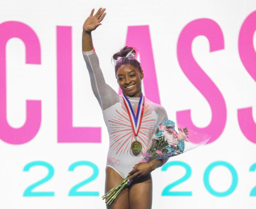 Simone Biles Olympic Medals: How Many Times Has She Won Gold?