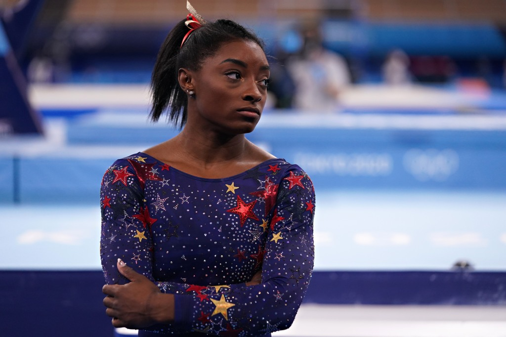 What Are 'Twisties?' Simone Biles 'Likes' Tweets After Olympics