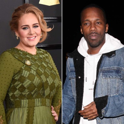 Adele Flaunts Weight Loss Sexy Skirt Date Night BF Rich Paul