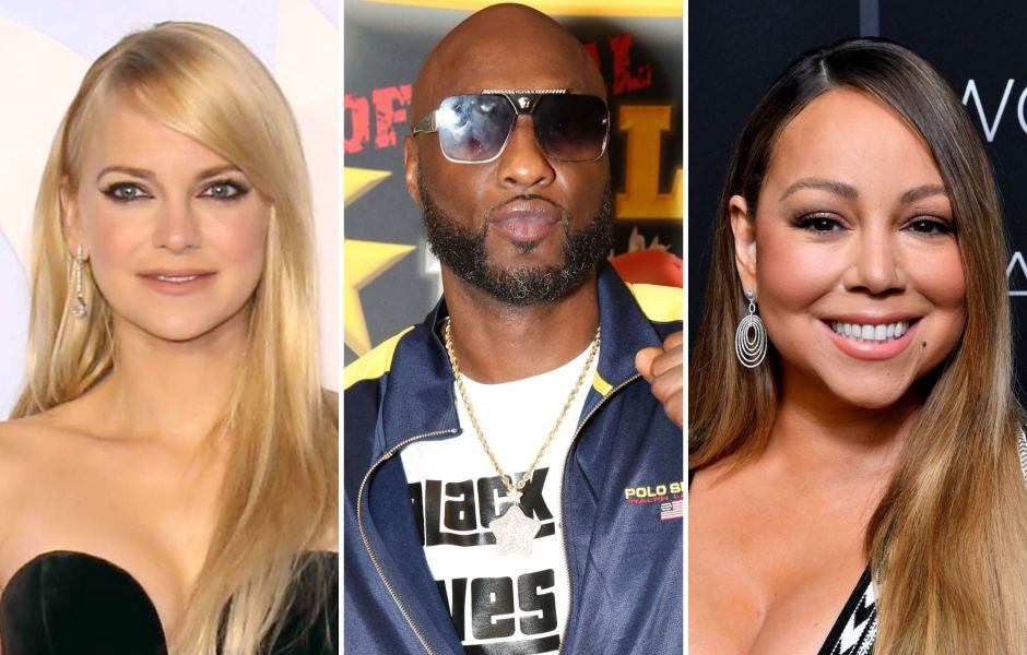 Anna Faris, Lamar Odom and More Celebs Reveal How Many People They've Slept With