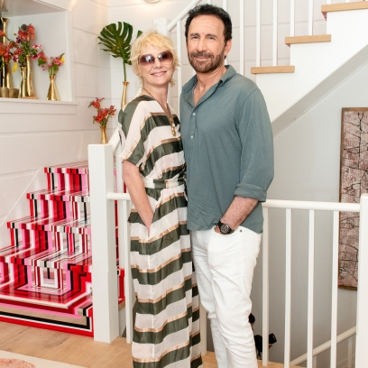 Anne Heche Kicks Off Galerie House of Art and Design Event to Benefit New York Hospital